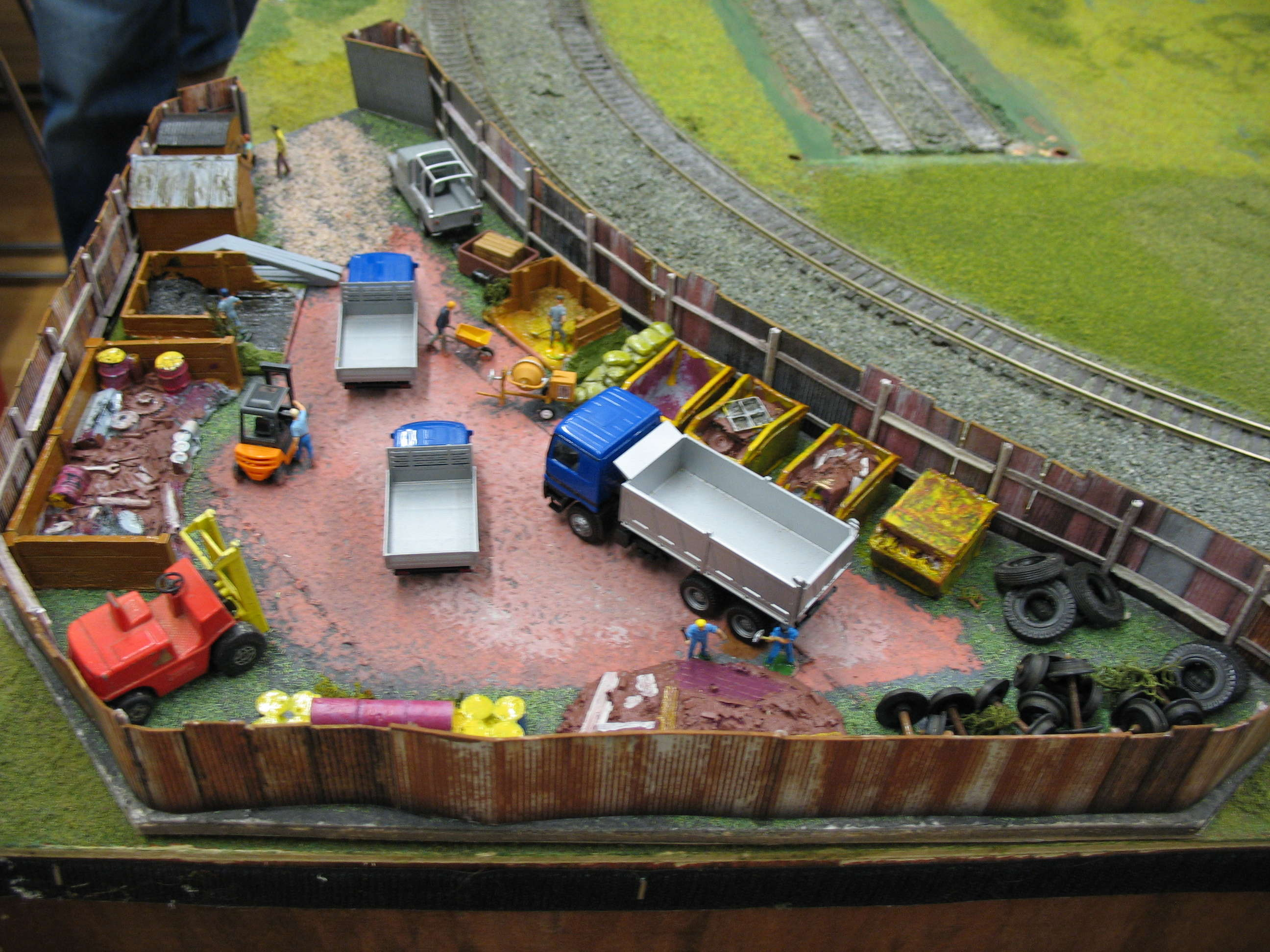 Thomas layout receives a new addition